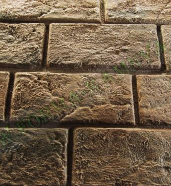"""Штамп """"Каменный Блок"""""""