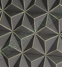 """3-D Панель """"Пирамида"""""""